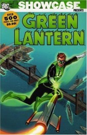 Showcase presents: Green Lantern (2005) -INT01a- Green Lantern vol.1