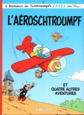 Les schtroumpfs -14Ind- L'Aéroschtroumpf