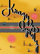 Krazy & Ignatz (2002) -INT10- 1937-1938: Shifting Sands Dusts Its Cheeks in Powdered Beauty