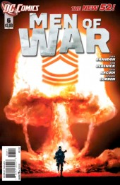 Men of war Vol.2 (DC comics - 2011) -6- (sans titre)
