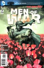 Men of war Vol.2 (DC comics - 2011) -7- (sans titre)