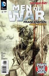 Men of war Vol.2 (DC comics - 2011) -8- (sans titre)
