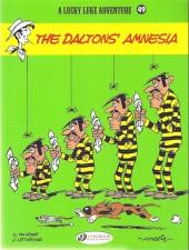 Lucky Luke (en anglais) -6049- The Daltons' Amnesia