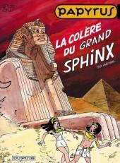 Papyrus -20b04- La colère du grand sphinx