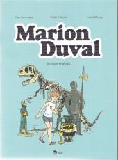 Marion Duval -24- Le trésor englouti