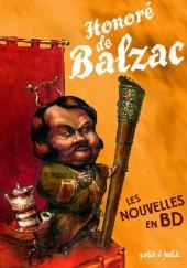 Poèmes en bandes dessinées - Honoré de Balzac - Les Nouvelles en BD
