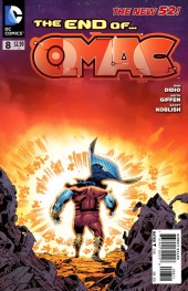 O.M.A.C. (2011) -8- Omit, Mutilate And Cancel
