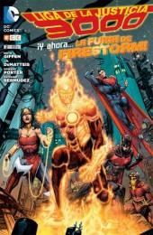 Liga de la Justicia 3000 -2- ¡Y ahora... La Furia de Firestorm!