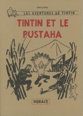 Tintin - Pastiches, parodies & pirates - Tintin et le Pustaha