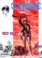 Comanche -1a80- Red Dust