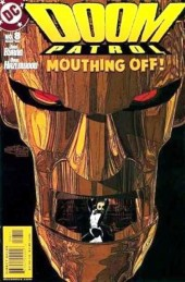 Doom Patrol (2004) -8- A death in the family