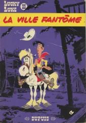 Lucky Luke -25a69- La Ville fantôme