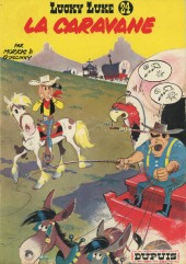 Lucky Luke -24a1981- La caravane