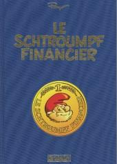 Les schtroumpfs -16TT- Le Schtroumpf financier