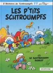 Les schtroumpfs -13b2002- Les p'tits Schtroumpfs