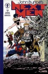 Next Men (John Byrne's) (1992) -7- Parallel part 1