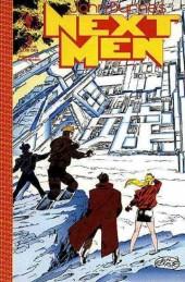 Next Men (John Byrne's) (1992) -8- Parallel part 2