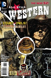 All Star Western (2011) -11- The war of Lords and Owls, Part Two