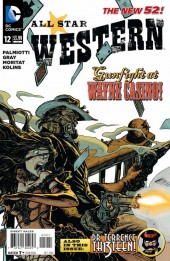 All Star Western (2011) -12- The War of Lords and Owls, Part Three