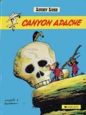 Lucky Luke -37a85- Canyon apache