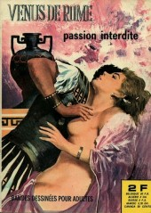 Vénus de Rome -6- Passion interdite