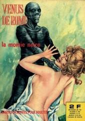 Vénus de Rome -10- La momie noire