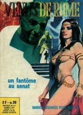 Vénus de Rome -20- Un fantôme au sénat