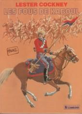 Lester Cockney -1a- Les Fous de Kaboul