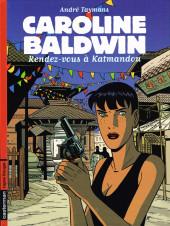 Caroline Baldwin -9- Rendez-vous à Katmandou
