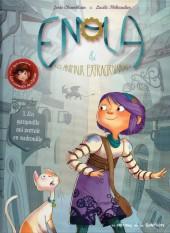 Enola & les animaux extraordinaires -1- La gargouille qui partait en vadrouille