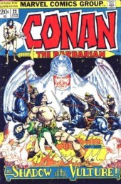 Conan the Barbarian Vol 1 (Marvel - 1970) -22- The Coming of Conan!