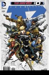 Team 7 (2012) -0- Mission Zero: The Majestic Seven