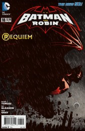Batman and Robin (2011) -18- Undone