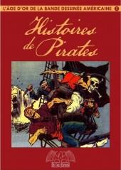 L'Âge d'Or de la bande dessinée américaine -1- Histoires de Pirates
