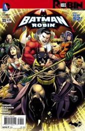 Batman and Robin (2011) -33- Robin rises : Cold justice