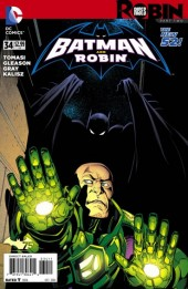 Batman and Robin (2011) -34- Robin rises : Ties that bind