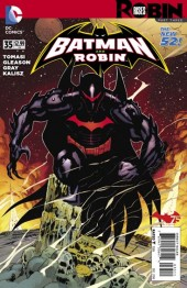 Batman and Robin (2011) -35- Robin rises : Hellbound