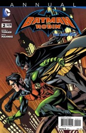 Batman and Robin (2011) -AN02- Week one