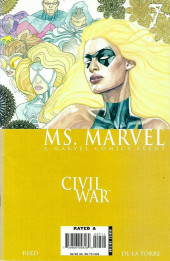 Ms. Marvel (2006) -7- Battle lines, part 2