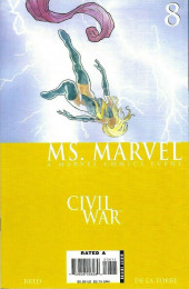 Ms. Marvel (2006) -8- For the best