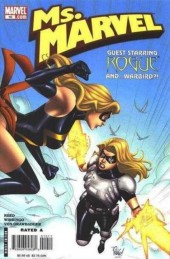 Ms. Marvel (2006) -10- Your own worst enemy