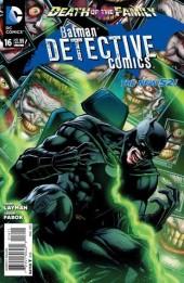 Detective Comics (2011) -16- Nothin' but smiles
