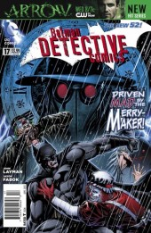 Detective Comics (2011) -17- The pursuit of happiness