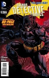 Detective Comics (2011) -19- The 900 / Divers