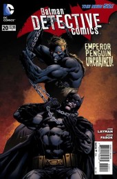 Detective Comics (2011) -20- King for a day