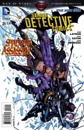 Detective Comics (2011) -21- Shadows and Ghosts