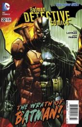 Detective Comics (2011) -22- Targeting the Shield