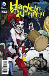 Detective Comics (2011) -232- Harley Quinn in Harley Lives