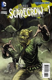 Detective Comics (2011) -233- Scarecrow in City of Fear