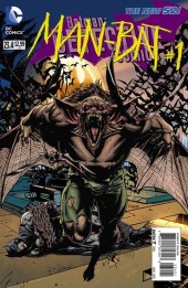 Detective Comics (2011) -234- Man-Bat in Descent